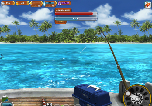 Рыбалка 3D Симулятор