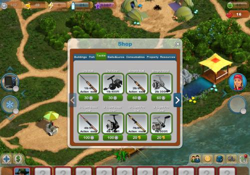 Рыбалка 3D Симулятор 2