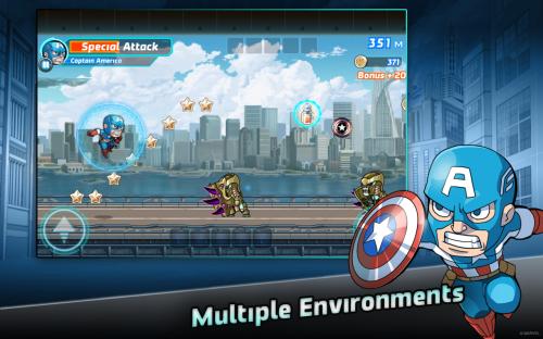 Marvel Run Jump Smash 2