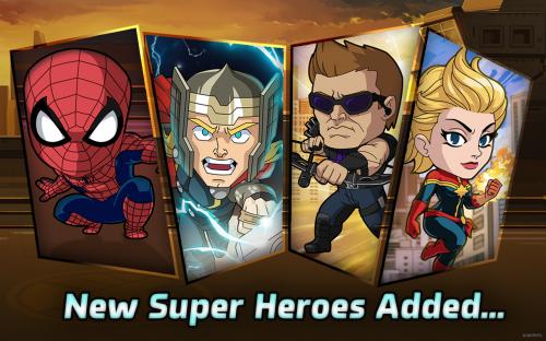 Marvel Run Jump Smash 4